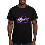 BOOTLY SQUATS - PURPLE T-Shirt
