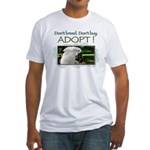 Fitted T-Shirt - Cockatoo