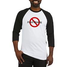 Anti French Dressing Baseball Jersey