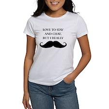 I Really Mustache T-Shirt