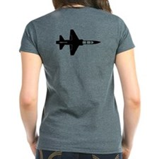 T-6 Shrunk Front T-Shirt