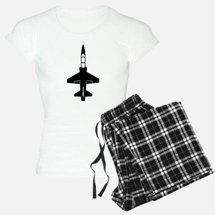 T-6 Shrunk Front Pajamas