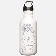 Pin Up - Booty Water Bottle