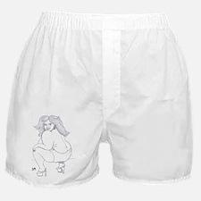 Pin Up - Booty Boxer Shorts