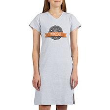 Certified Addict: Wipeout Women's Nightshirt