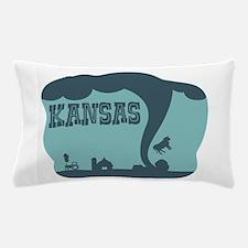 KANSAS Pillow Case