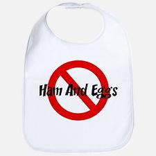 Anti Ham And Eggs Bib