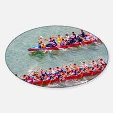 Dragon Boats Decal