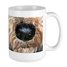 Airedale Nose Nosey Mugs
