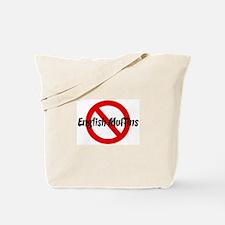Anti English Muffins Tote Bag