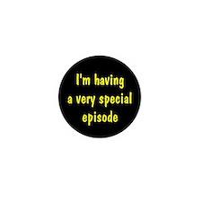 Special Episode Mini Button