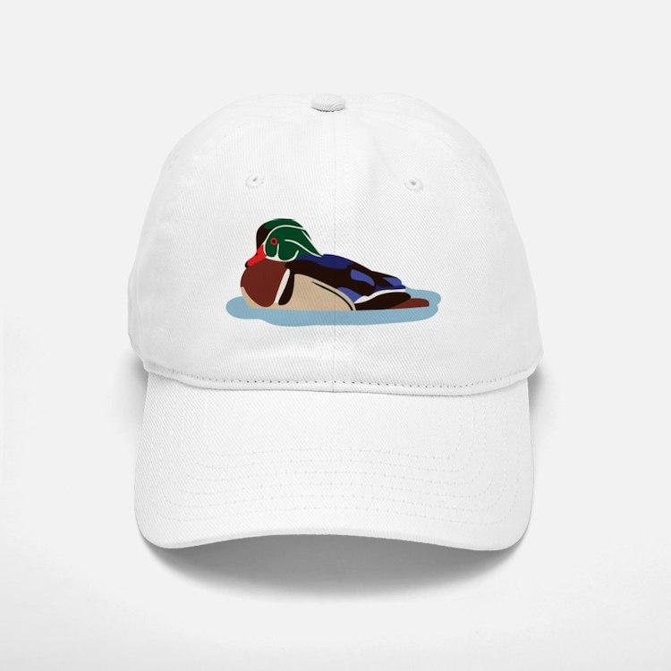 Wood Duck Baseball Baseball Baseball Cap