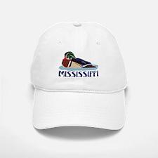 MISSISSIPPI Baseball Baseball Baseball Cap