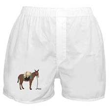 Pack Mule Boxer Shorts