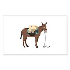 Pack Mule Decal