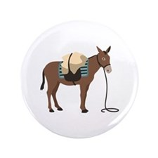 "Pack Mule 3.5"" Button (100 pack)"