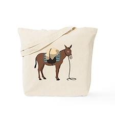 Pack Mule Tote Bag
