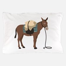 Pack Mule Pillow Case