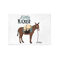 Little KICKER 5'x7'Area Rug