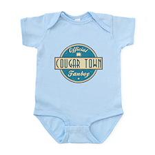 Official Cougar Town Fanboy Infant Bodysuit