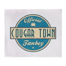 Official Cougar Town Fanboy Stadium Blanket