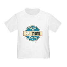 Official CSI: Miami Fanboy Infant/T
