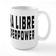 Lucha Libre Is My Superpower Mug