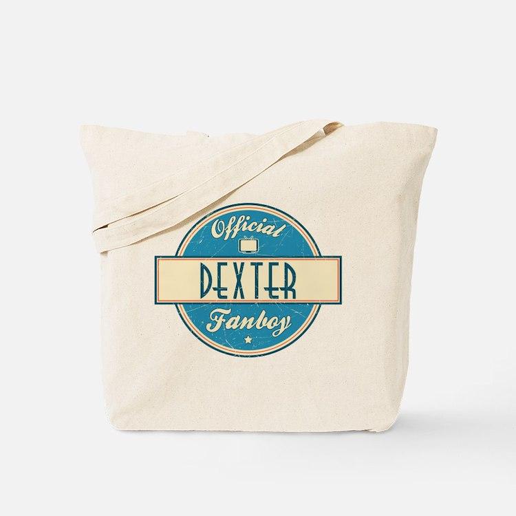 Official Dexter Fanboy Tote Bag