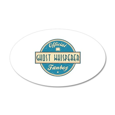 Official Ghost Whisperer Fanboy 22x14 Oval Wall Pe