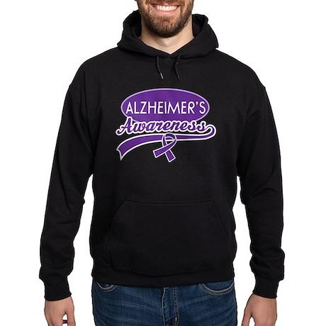 Alzheimers Awareness gift Hoodie