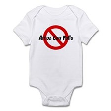 Anti Arroz Con Pollo Infant Bodysuit