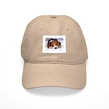 Pocket Beagle Baseball Cap