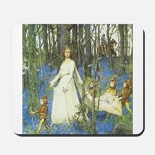Fairy Woods - Mousepad