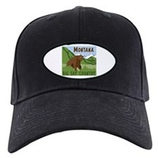 MONTANA BIG SKY COUNTRY Baseball Hat