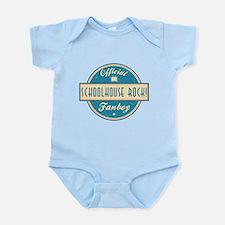 Official Schoolhouse Rock! Fanboy Infant Bodysuit