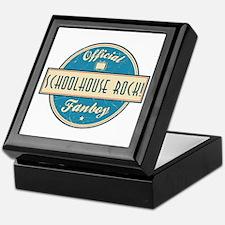 Official Schoolhouse Rock! Fanboy Keepsake Box