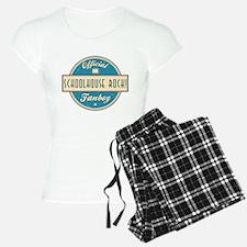 Official Schoolhouse Rock! Fanboy Pajamas
