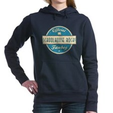 Official Schoolhouse Rock! Fanboy Woman's Hooded S