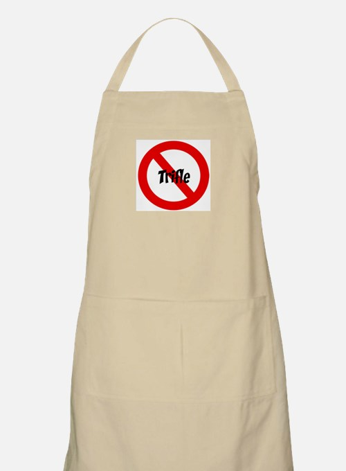 Anti Trifle BBQ Apron