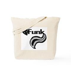 Funk Skunk Tote Bag