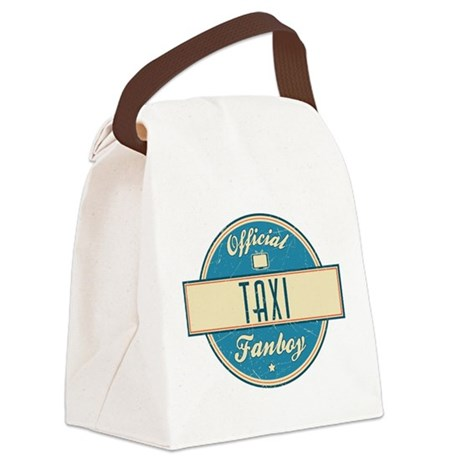 Official Taxi Fanboy Canvas Lunch Bag