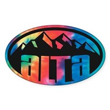 Alta Utah Bumper Stickers