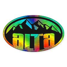 Alta Utah Stickers