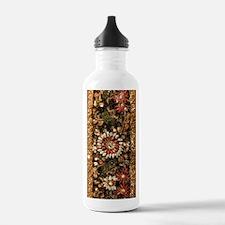 Beaded Indian Saree Ph Water Bottle