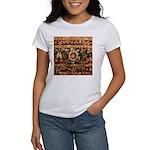 Beaded Indian Saree Photo Women's T-Shirt