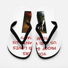 yoopers Flip Flops