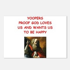 yoopers Postcards (Package of 8)