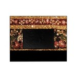 Beaded Indian Saree Photo Picture Frame