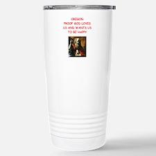 oregon Travel Mug