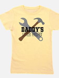 Daddy's Little Helper Girl's Tee